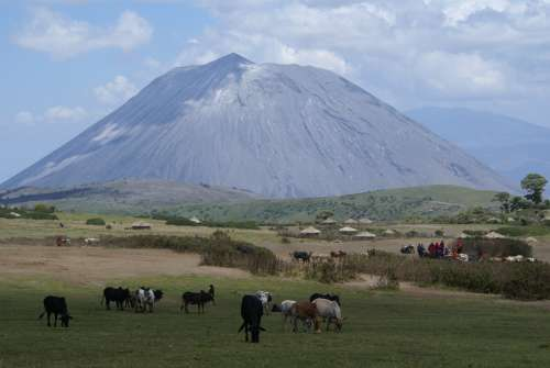 Mt. OlDonyo Lengai