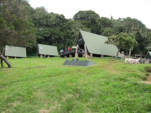 6 Days Kilimanjaro climb-Marangu route