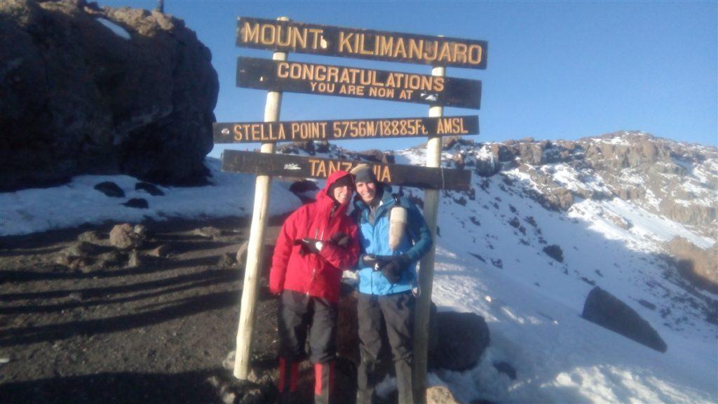 Kilimanjaro – Umbwe Route