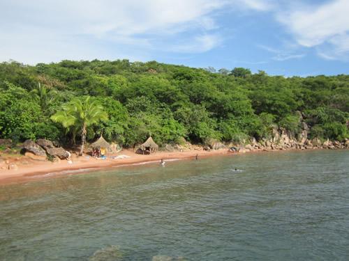tanganyika beach
