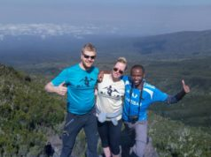 machame route 7 days kilimanjaro