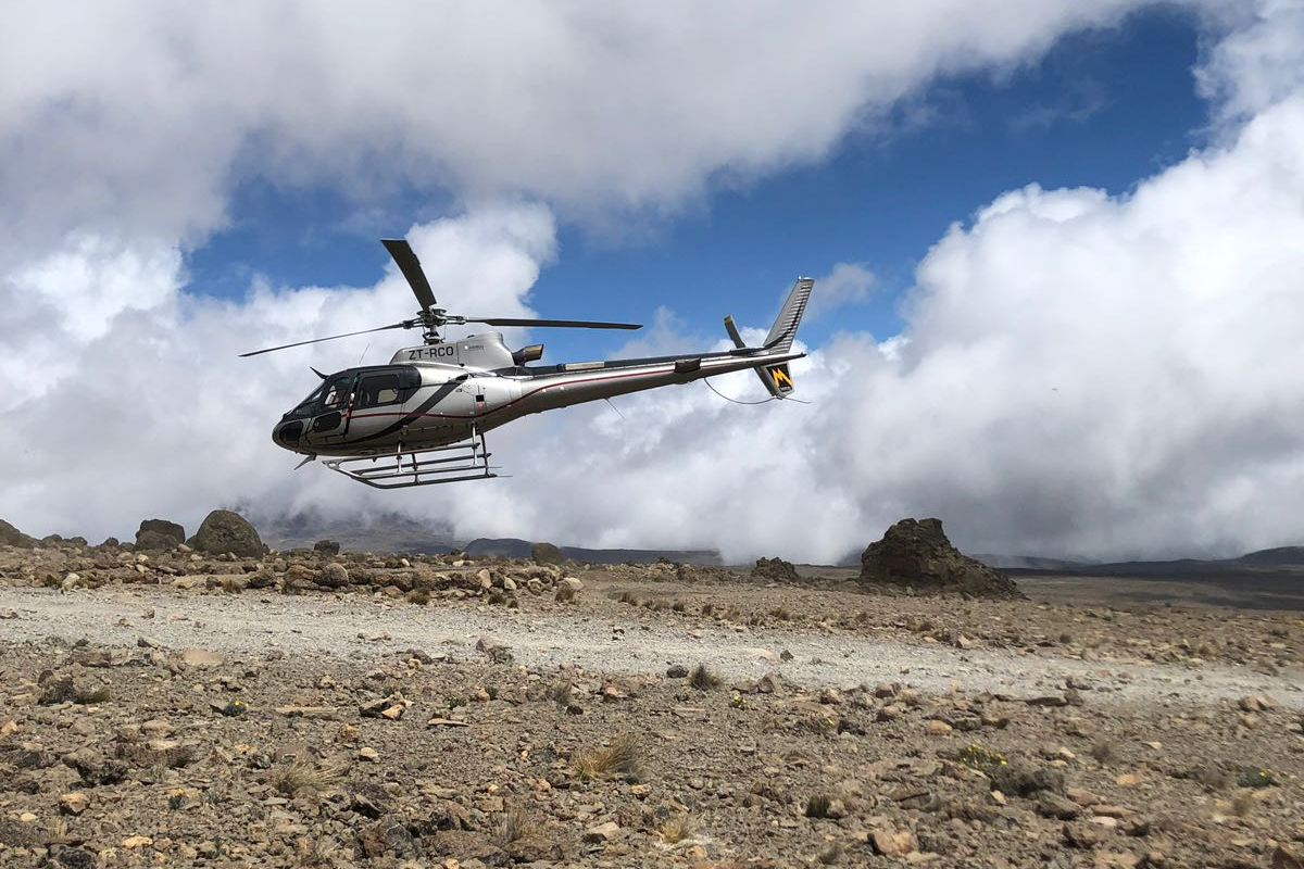 Kilimanjaro rescue and safety